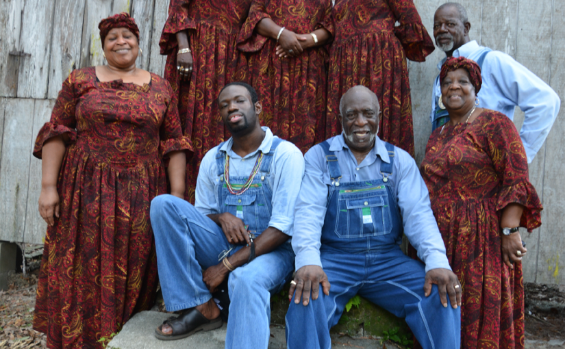 NAACP Boulder County Presents the McIntosh County Shouters