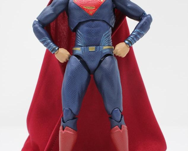 Barbie vs Superman